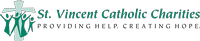 St. Vincent Catholic Charities Logo