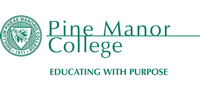 Pine Manor College Logo